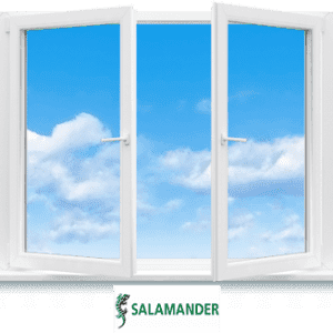 Балконная рама Salamander 2400x1450