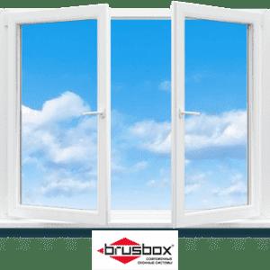 балконная рама brusbox