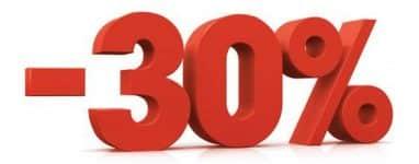 Скидки 30% на все окна