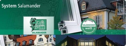 Окна Саламандер – элитный профиль из Германии