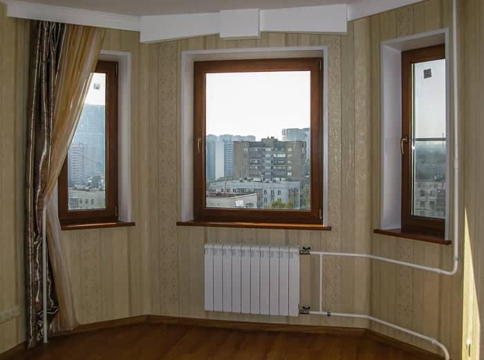пластиковые окна ламинированные Минск
