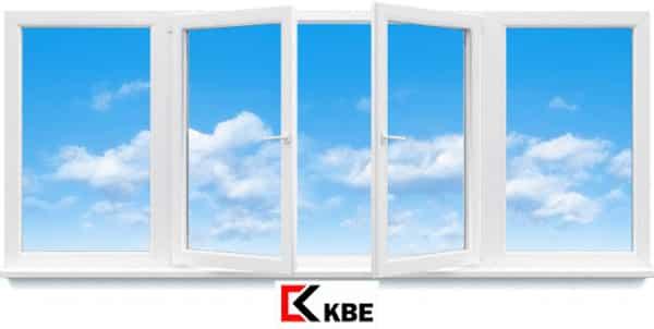 балконная рама KBE
