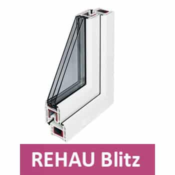 профиль rehau blitz NEW